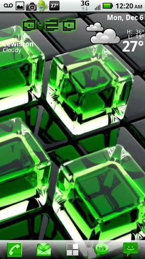 ADW Green Fusion