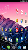 Screenshot of Mini Launcher(Kitkat UI)