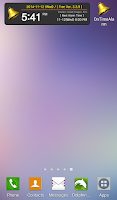 Screenshot of OnTimeAlarm