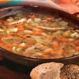 Black Eyed Peas Vegetable Soup Recipes
