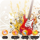 Designed Guitar [SQTheme] ADW icon