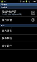 Screenshot of 远程adb