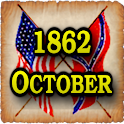 1862 Oct Am Civil War Gazette icon