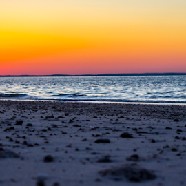 Sandy Neck by Steven Maguire - Landscapes Beaches ( water, sany neck, color, sunset, art, beautiful, artistic, ocean, beach, photography, cape cod,  )
