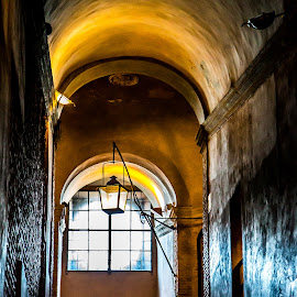 Inside Castle Sant'Angelo. by Rooney Tham - Buildings & Architecture Public & Historical
