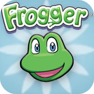 Cover art Frogger
