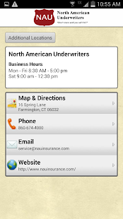 North American Underwriters - screenshot