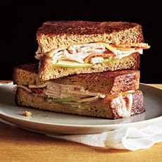 Turkey, Apple, and Swiss Melt