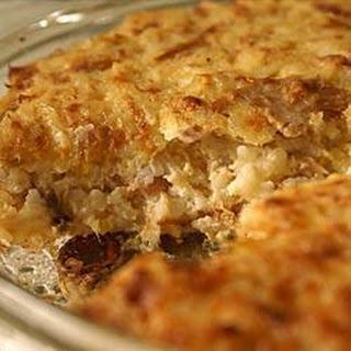 Tuna Rice Bake Recipes