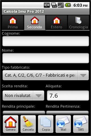 Calcola IMU Pro 2012