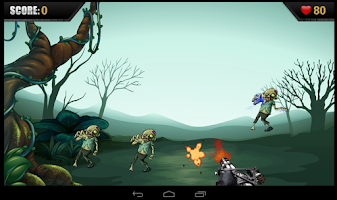 Screenshot of Zombie Killer