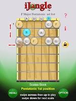 Screenshot of Guitar Scales (FREE)