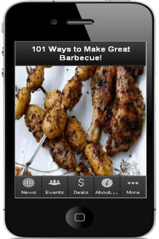101 Ways to Make Great Barbecu