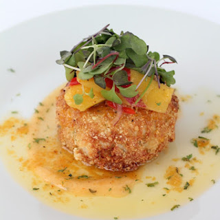 Crab Cakes with Lime Aioli