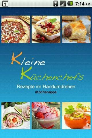 iKochen Kleine Küchenchefs