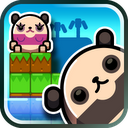 Land-a Panda mobile app icon