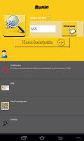 Screenshot of Runin.es - Validación dorsales