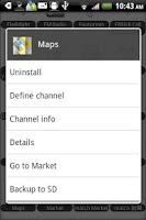 Screenshot of FREEdi Tuner / Launcher