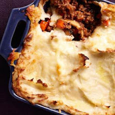 Celery Root Shepherd's Pie