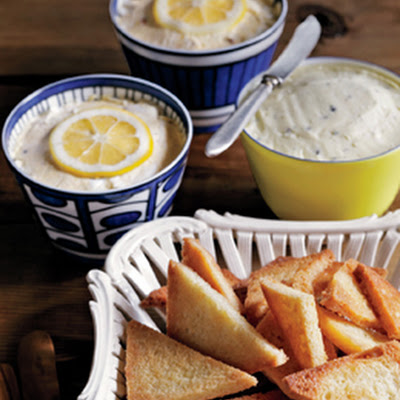 Potted Crab with Meyer Lemon