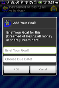 dreamed , my dreams journal - screenshot