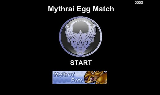 Mythrai Egg Match - screenshot