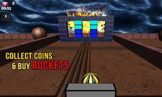 Screenshot of Brick Breaker 3D Puzzle Blocks