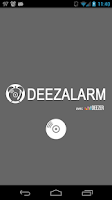 Screenshot of Deezalarm :Alarm with Deezer