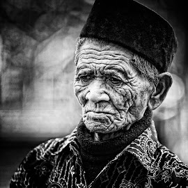 Old mate of mine by Ifan Wibowo - People Portraits of Men (  )