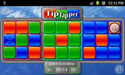 【免費解謎App】TipTapper™免費-APP點子