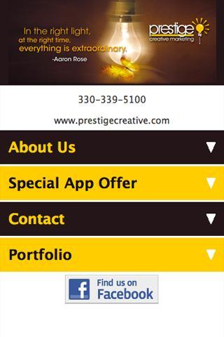 Prestige Creative Marketing