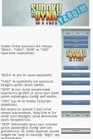 Screenshot of Sudoku Türkçe