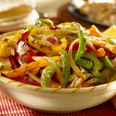 Fajita Vegetable Stir-fry