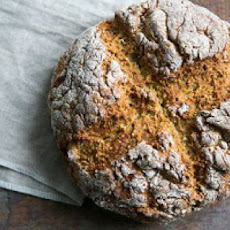 Oatmeal Soda Bread