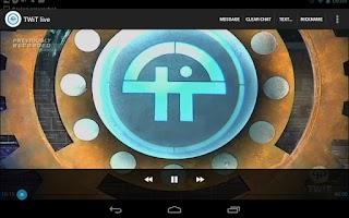 Screenshot of Nexus TWiT.tv Live