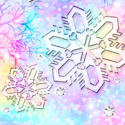 Twinkle Snow cute kirakira
