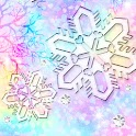 Twinkle Snow cute kirakira icon