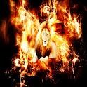 3D Fire Lion