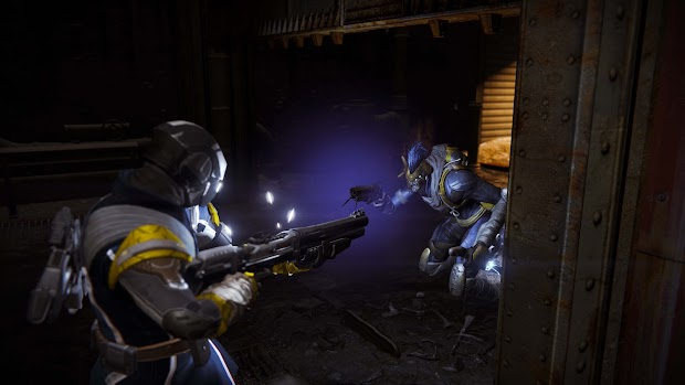 New Destiny trailer shows off the Vanguard Armoury pre-order bonus