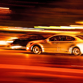 Speedy  by Pushkar Sawant - Digital Art Things ( #, #nikon, #speed, #timepass, #india, #mumbainightlife, #panning, #mumbai, #artistic )