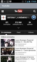 Screenshot of Antena 1