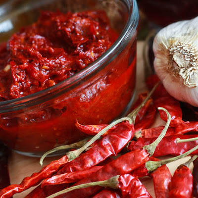 Harissa (Tunisian Chile Paste)