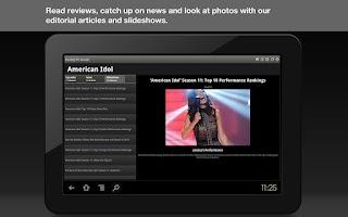 Screenshot of BuddyTV Guide