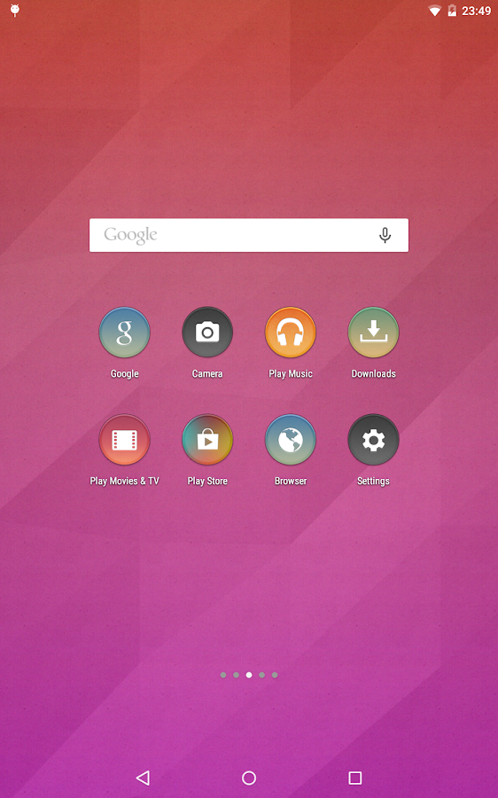 Orbis - Icon Pack Screenshot 6
