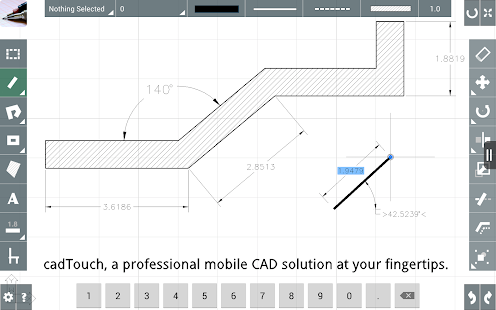 app cad touch pro apk for windows phone android games