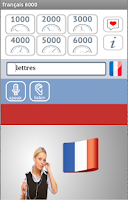 Screenshot of Francais 6000 Free