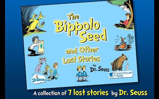The Bippolo Seed - Dr. Seuss