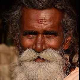 Baba Shankar Das by Rakesh Syal - People Portraits of Men (  )