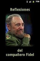 Screenshot of Fidel Castro - Reflexiones