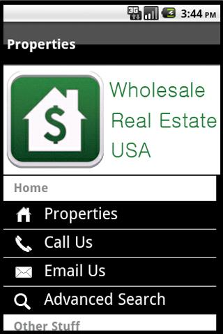 Wholesale Real Estate USA
